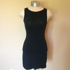 Brandy Melville tank tunic body con mini dress top